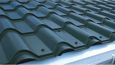 Tile Effect Roofing Sheets Grantham Lincoln Roofing